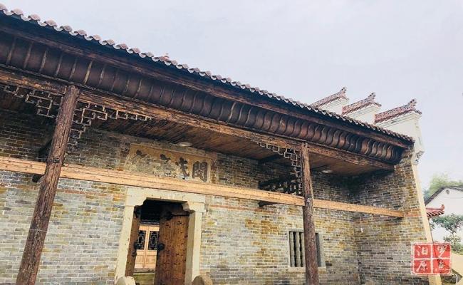 """古迹隐匿乡间超百年 白水镇""""新晋""""2处省级文物保护单位"""